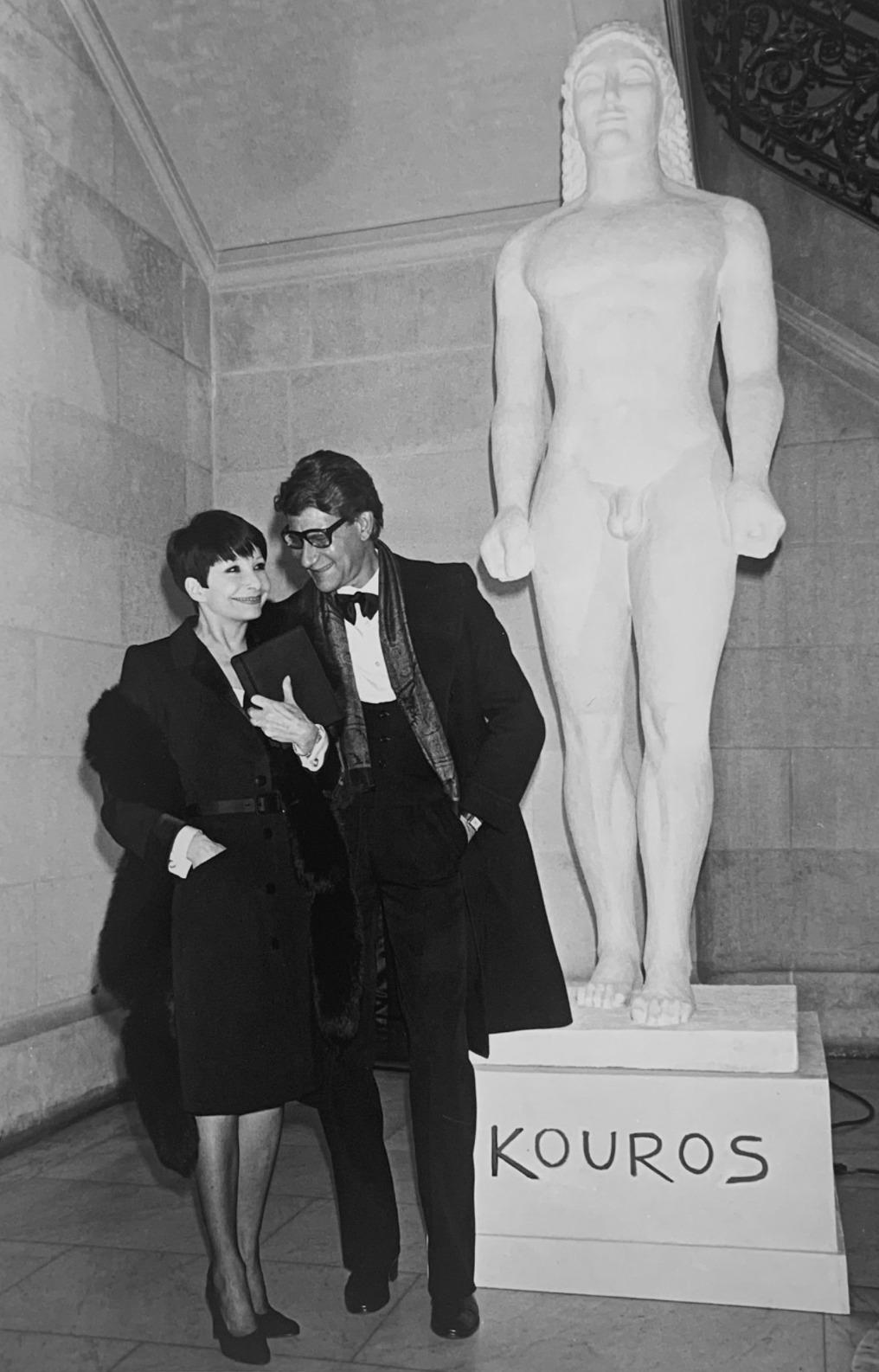 Zizi - Yves Saint Laurent, all'asta da Chrristie's alcuni degli abiti straordinari realizzati dallo stilista per la celebre ballerina.