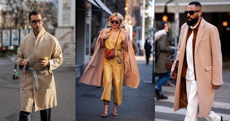 Il cappotto di cammello