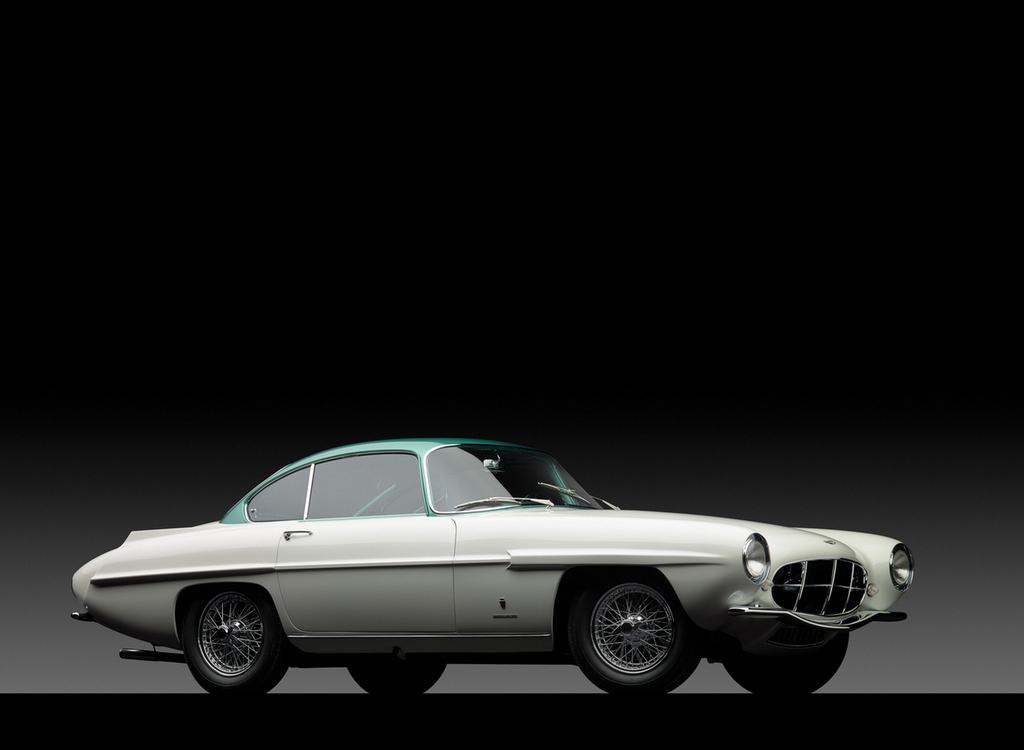Aston Martin db2 4 ghia supersonic