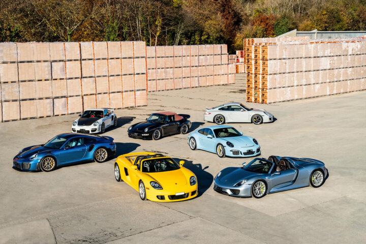 Una collezione di Porsche stupefacente, sarà battuta, ad un'asta on line, da Sotheby's e si svolgerà dal 19 al 28 febbraio prossimi.