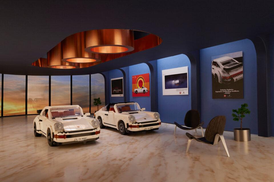 LEGO allarga la famiglia auto e aggiunge il modello di una delle più leggendarie auto di tutti i tempi. La Porsche 911 Turbo e la 911 Targa.