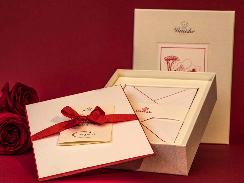 Pineider Carta da lettere serie Capri