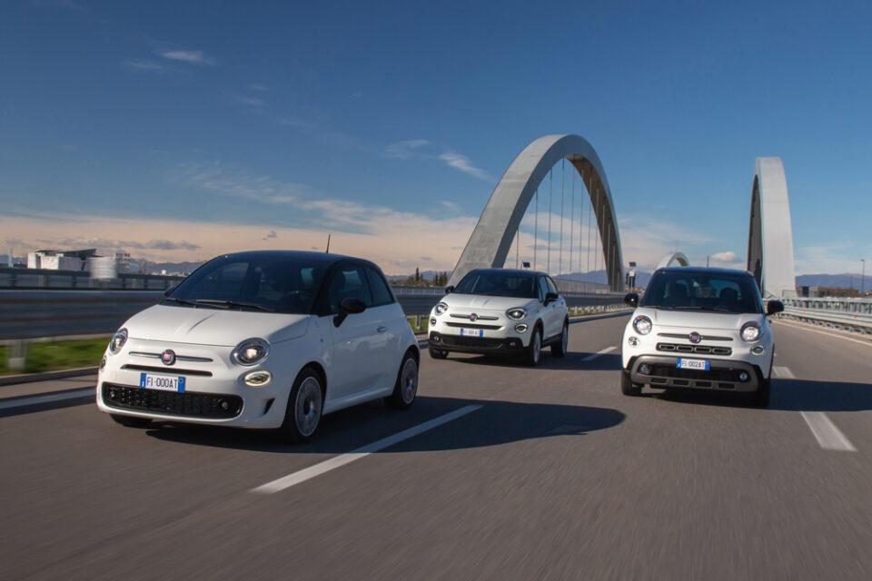 La 500 Hey Google è la nuova serie speciale che estende a tutta la Famiglia Fiat 500 la tecnologia dell'Assistente Google.