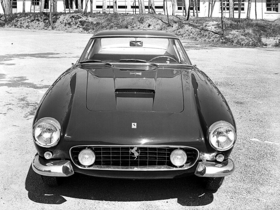 Ferrari 250 swb lusso