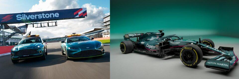 Aston Martin F1