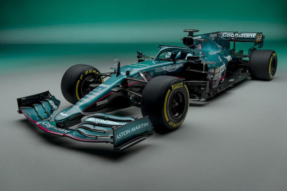 Aston Martin, la nuova era in Formula 1
