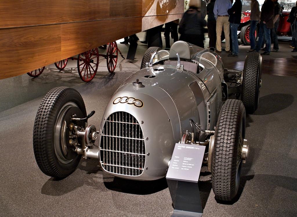 Auto Union Type C 16