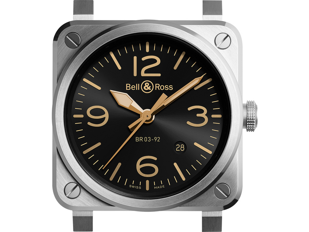Bell&Ross nuova collezione Golden Heritage