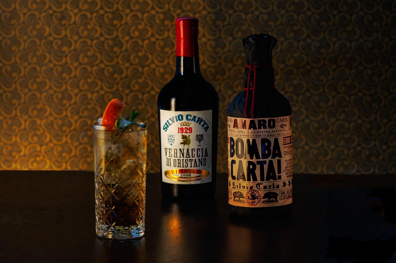 cocktail Formula Carta prodotti Silvio Carta