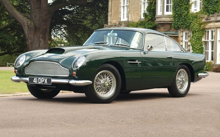 Aston Martin DB4 GT-GTZagato design eterno