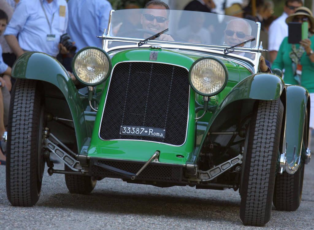 Le Monoposto 16 cilindri: Maserati V4