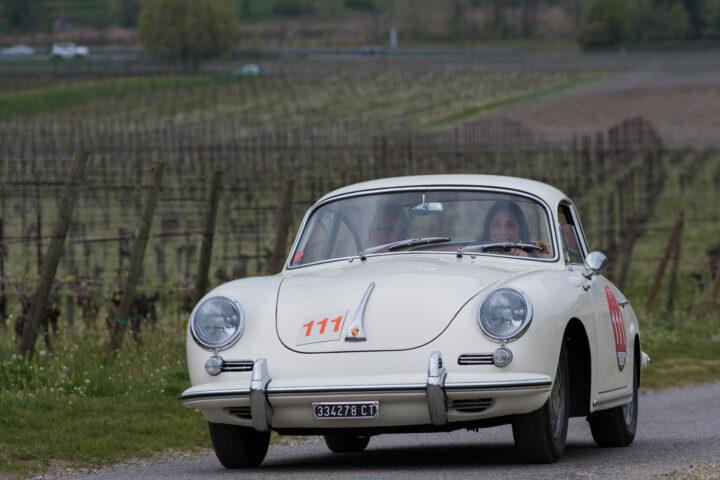 Porsche 356 SC coupè 1964