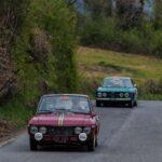 Davide Valsecchi Lancia Fulvia Coupè Rally 1958