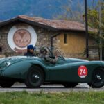 Jaguar XK 120 OTS 1955