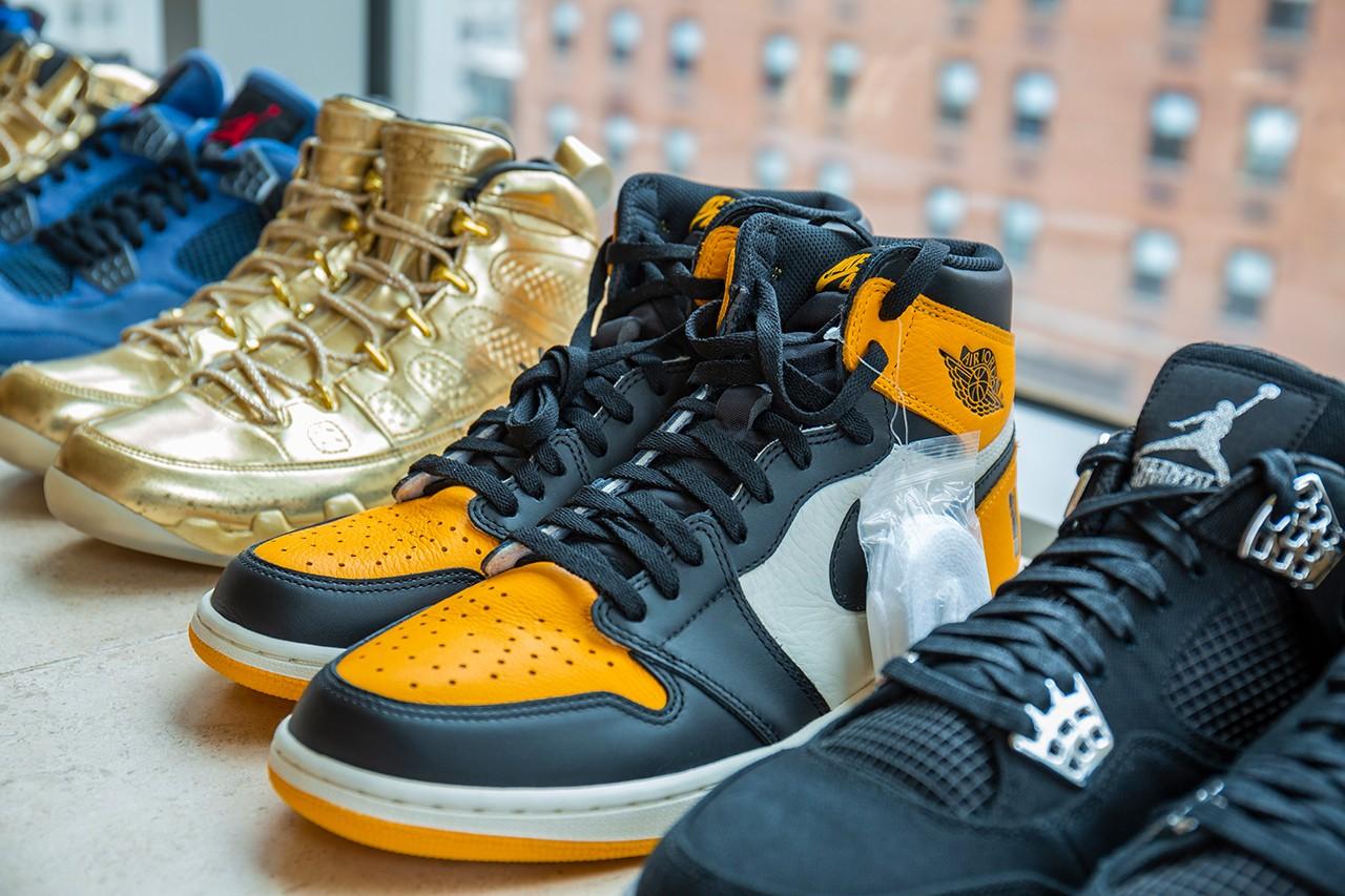 Scarce Air è il titolo dell'asta on line che Sotheby's dedica ad alcune delle sneakers Nike più rare e molto ambite, mai prodotte.