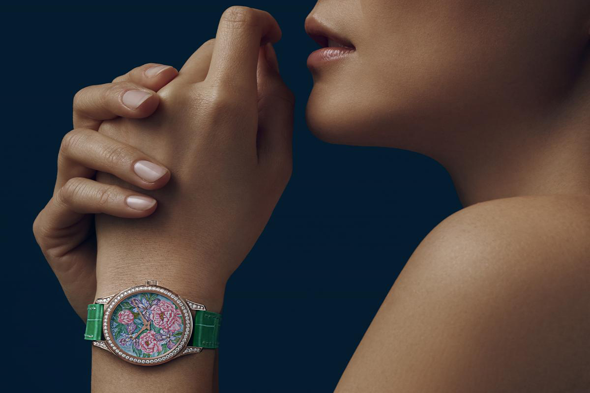 Gli orologi femminili, protagonisti più che mai al Watches & Wonder 2021, costituiscono dei veri e propri capolavori di alta orologeria.