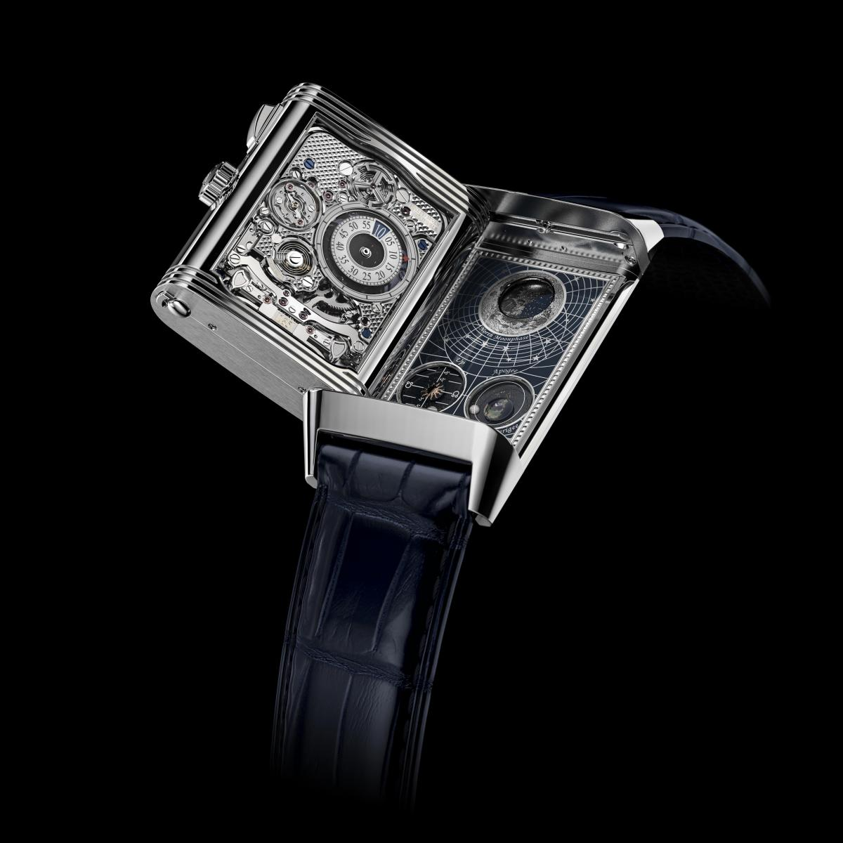 Jaeger-LeCoultre, con la sua esperienza lunga 188 anni ridefinisce ancora una volta i confini dell'alta orologeria meccanica.