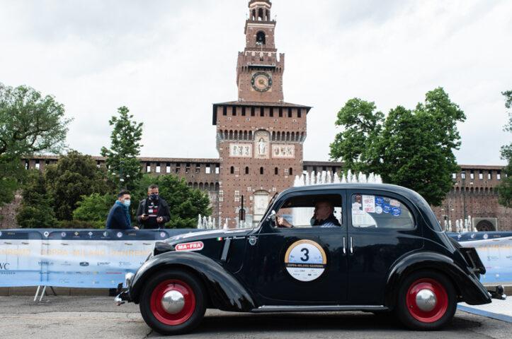 """La Coppa Milano Sanremo, si è conclusa seguendo i principi e le passioni dei """"gentlemen riders"""" che la idearono nel 1906."""