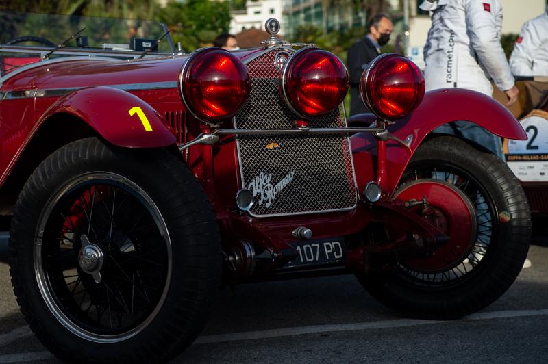 Alfa Romeo sarà la protagonista indiscussa anche per questa 39ª rievocazione storica della 1000Miglia. Alfa Romeo partner ufficiale alla gara