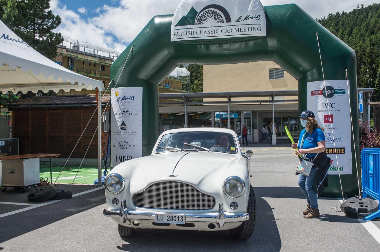 Il British Classic Car Meeting di St. Moritz è il classico appuntamento che celebra il raduno più esclusivo del mondo motori.