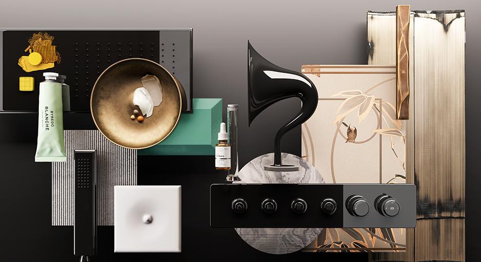 Hi-Fi Eclectic by Gessi rappresenta l'evoluzione del modo di riferirsi al concetto originario di Hi-Fi. Tale design crea atmosfere rilassanti.
