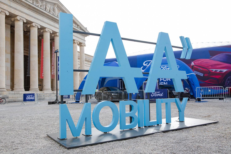 IAA Mobility 2021è la più grande fiera sulla mobilità del mondo, che farà di Monaco il centro dell'attenzione fino al prossimo 12 settembre.